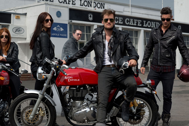 Royal Enfield World Motorrad Cafe Racer