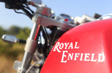 Royal Enfield World Motorrad Cafe Racer Continental GT 84