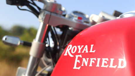 Royal Enfield World Motorrad Cafe Racer Continental GT 84