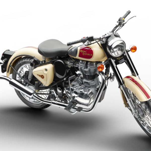 Royal Enfield World Motorrad Classic EFI 500 Beige Motorrad