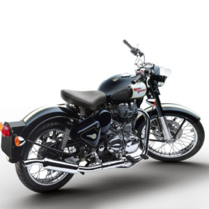 Royal Enfield World Motorrad Classic EFI 500 Motorrad Black Schwarz
