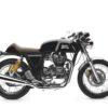 Royal Enfield World Motorrad Continental GT EFI 353 schwarz Motorrad side