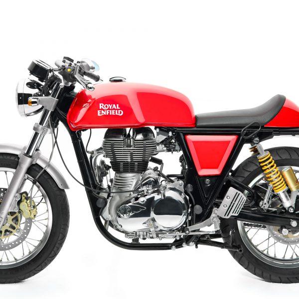 Royal Enfield World Motorrad GT Continental EFI 535 Rot