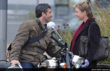 Royal Enfield World Motorrad Patrick Dempsey Bridget Jones Baby