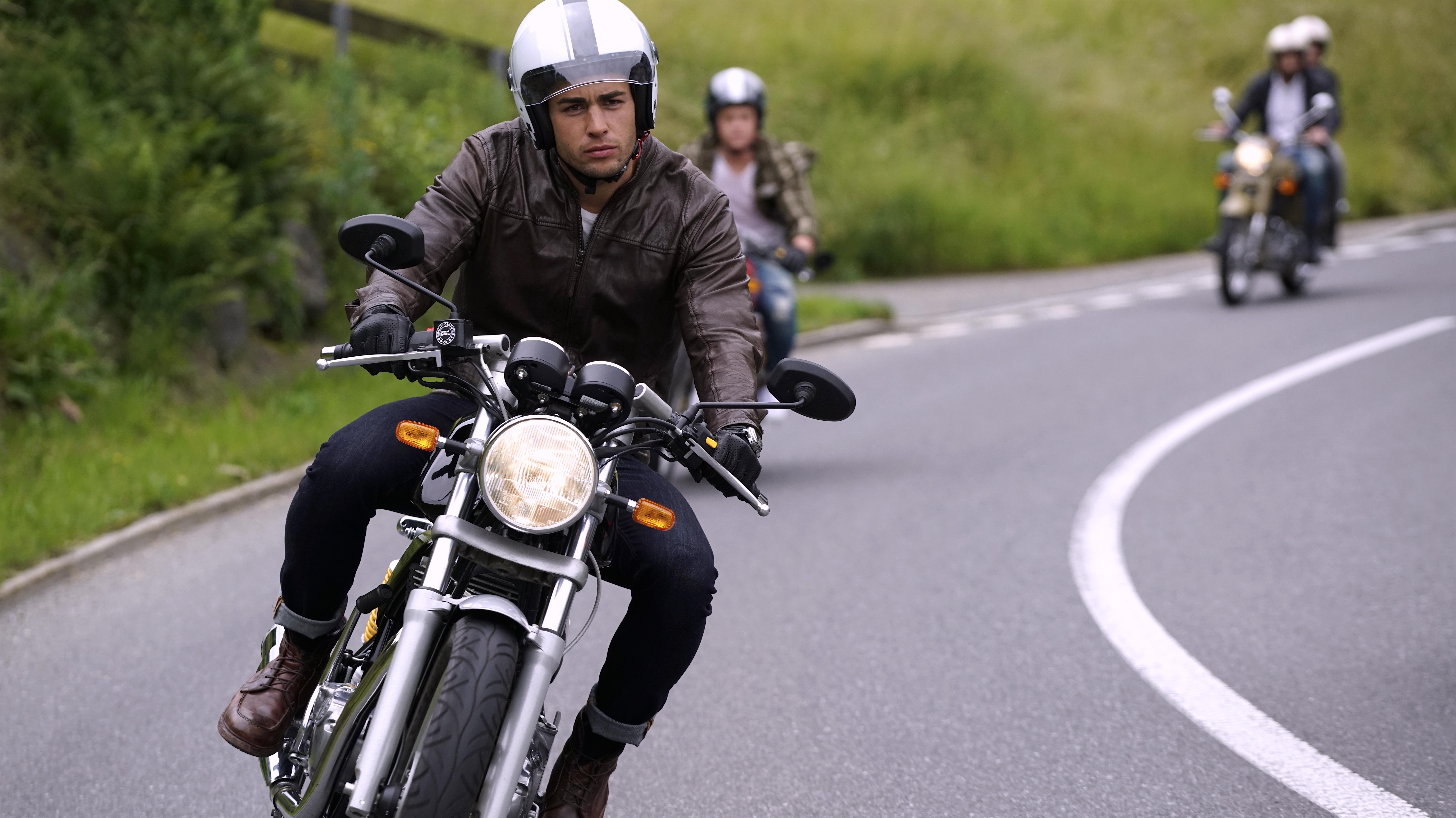 Royal Enfield World Motorrad Testfahrt